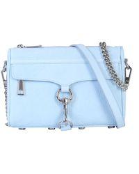 Rebecca Minkoff Mac Mini Bag - Blue