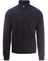 Corneliani Cotton Sweatshirt - Blue