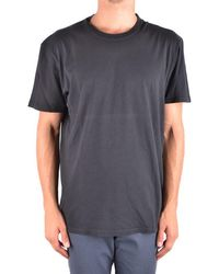 Paolo Pecora T-shirt In Black