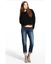 DL1961 Riley Nassua Straight Jeans - Blue