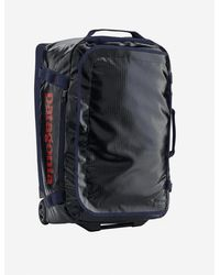 Patagonia Black Hole Wheeled Duffel Bag 40l - Classic Navy Size: One S - Blue