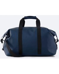Rains Weekend Duffle Bag In Blue