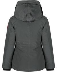 Canada Goose - Women's Rideau Slim Fit Parka - Lyst