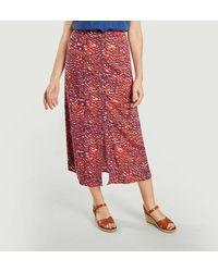 Bellerose Abbott Skirt Combo A - Red