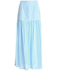 FEDERICA TOSI Lace Skirt - Blue