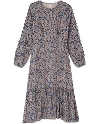 Lily and Lionel Isobelle Dress - Wild Aster - Pink
