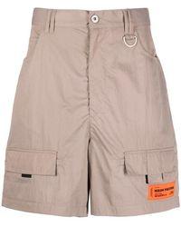 Heron Preston Cargo Shorts - Multicolour