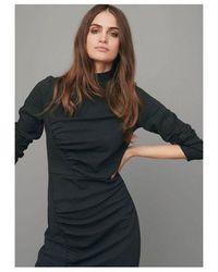NÜ Etel Dress Colour: Grey