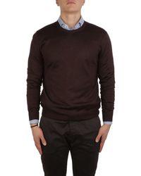 Lamberto Losani Knitwear H281014 331 - Brown