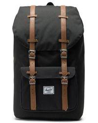 Herschel Supply Co. Little America Canvas Backpack  - Black