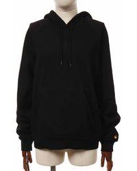 Carhartt Wip Chase Hooded Sweatshirt - Black