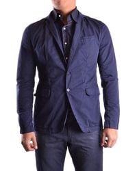 Bikkembergs Jacket Pr050 - Blue