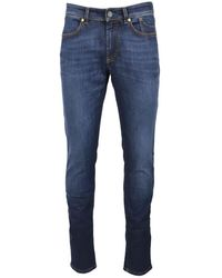 Jeckerson Other Materials Jeans - Blue