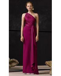 Solace London Mara Dress - Purple