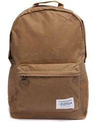 Barbour Eadan Backpack Sandstone - Brown