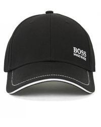 BOSS Green Boss Cotton Cap 1 - Blue