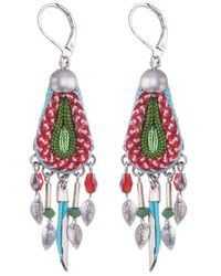 Ayala Bar Granda Ashi Earrings - Multicolour