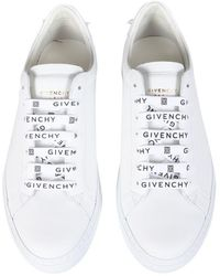 Givenchy Urban Street Trainers - White