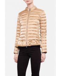 Add - Short Down Filled Jacket - Lyst