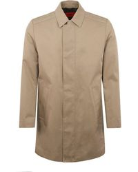 HUGO Marec Mac Jacket Beige - Natural