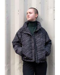 Ichi Georgette Black Jacket
