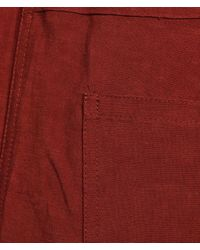 8pm Other Materials Trousers - Brown