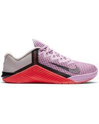 Nike Metcon 6 Training Shoe - Pink