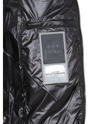 "Tatras ""babila"" Down Jacket - Black"