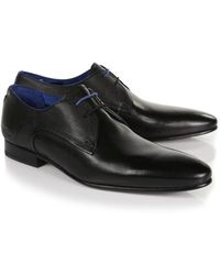 Ted Baker - Men's Peair Leather Derby Shoes - Lyst