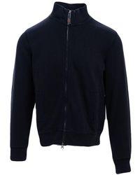 Sun68 Sun 68 Cotton Sweatshirt - Grey
