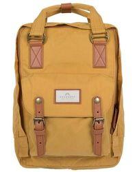 Doughnut Bags | Macaroon Backpack | Yellow