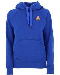 Isabel Marant Women's Sw004320a054eeb Blue Cotton Sweatshirt