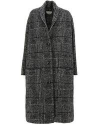 Isabel Marant Coat W Elayo - Gray