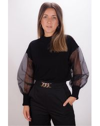 Marella Fibra Knit - Black