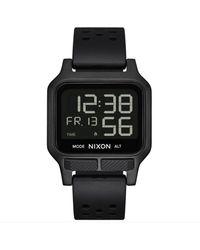 Nixon Heat Watch - All - Black