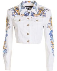 Versace Jeans Couture Jacket - White