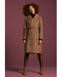 King Louie Barclay Coat Mississippi In Olive Green