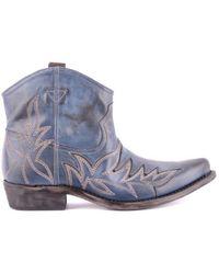 Materia Prima By Goffredo Fantini Shoes - Blue