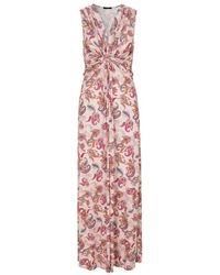 Ilse Jacobsen Paisley Print Rose Dress - Pink