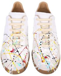 Maison Margiela Replica Trainers - White