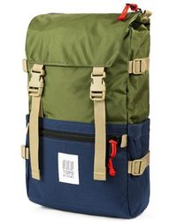 Topo Rover Pack - Olive/navy - Green