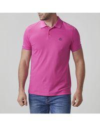 Henri Lloyd Abington Regular Polo - Pink