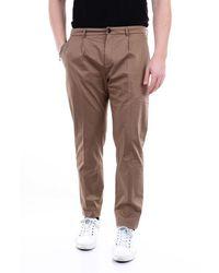 Department 5 Department 5 Pants Regular Hazelnut - Brown