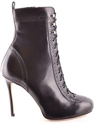 DSquared² Boots In Black