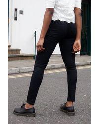 Lee Jeans Scarlett High Black Jeans