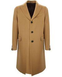 Lardini Classic Coat - Multicolor