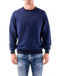 Sun68 Sun 68 Wool Sweater - Blue