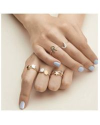 Rachel Jackson - Adjustable Heart Ring - Lyst
