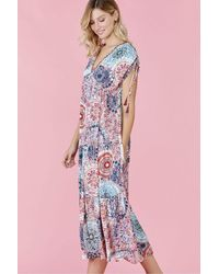 Rene' Derhy Stop Dress - Pink