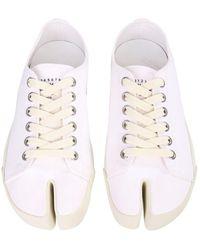 Maison Margiela Tabi Sneakers - White